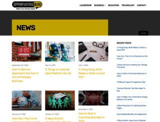 opsblog.org screenshot