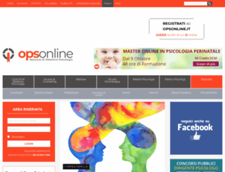opsonline.it screenshot