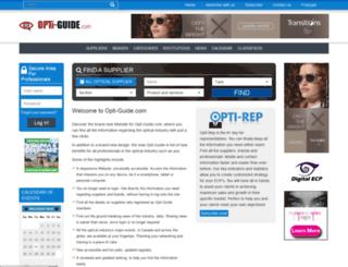 opti-guide.com screenshot