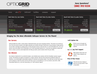 opticgrid.com screenshot