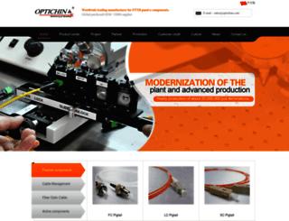 optichina.com screenshot