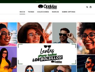 optimax.com.do screenshot