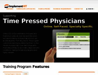 optimizehit.com screenshot