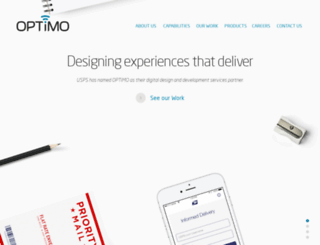 optimo-it.com screenshot