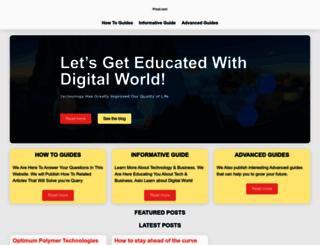 optimumtechnologies.net screenshot