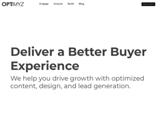 optimyzinteractive.com screenshot