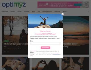 optimyzlive.com screenshot