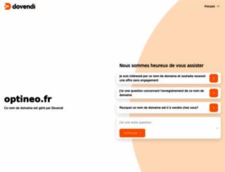 optineo.fr screenshot