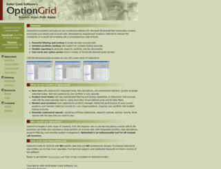optiongrid.com screenshot