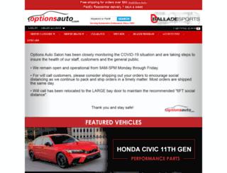 optionsauto.com screenshot