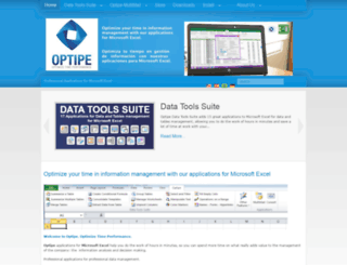 optipe.com screenshot