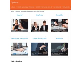 optirem.com screenshot