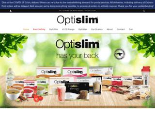 optislim.com screenshot