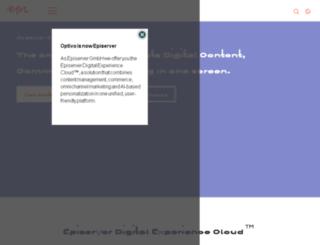 optivo.pl screenshot