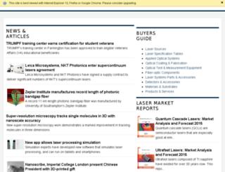 optoiq.com screenshot