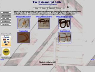 optometristattic.com screenshot
