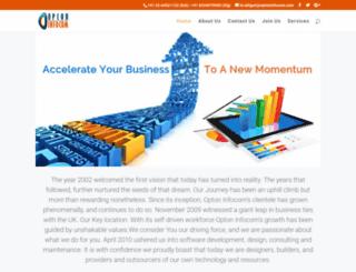 optoninfocom.com screenshot