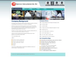 optotronic.net screenshot