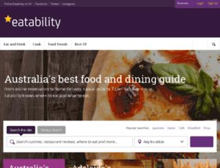 optuseatability.wordpress.com screenshot
