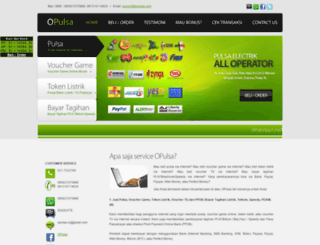 opulsa.com screenshot