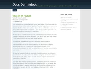 opusdeivideos.wordpress.com screenshot