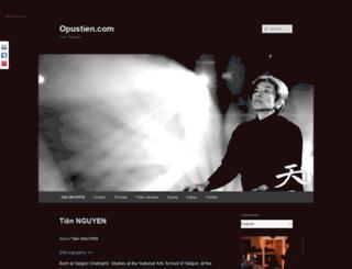 opustien.com screenshot
