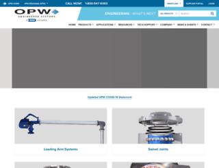 opw-es.com screenshot
