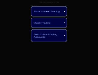 or-exchange.com screenshot