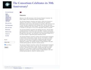 or.org screenshot