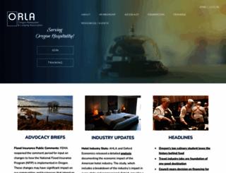 ora.org screenshot