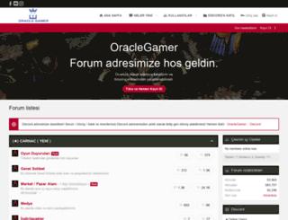 oraclegamer.com screenshot
