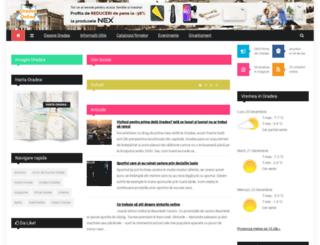 oradea-online.ro screenshot