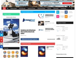 oradeaonline.ro screenshot