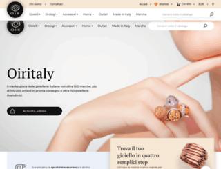 orafinrete.com screenshot