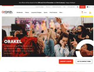 orakel.com screenshot