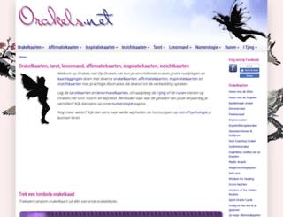 orakels.net screenshot