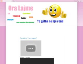 oralajme.blogspot.ch screenshot