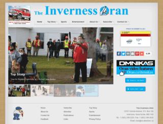 oran.ca screenshot
