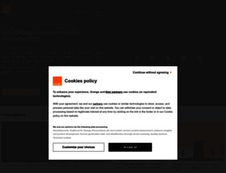 orange.co screenshot
