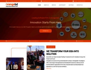 orangebd.com screenshot