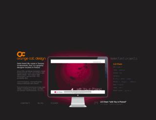 orangecat.pl screenshot
