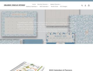 orangecirclestudio.com screenshot