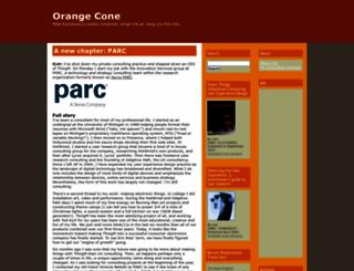 orangecone.com screenshot