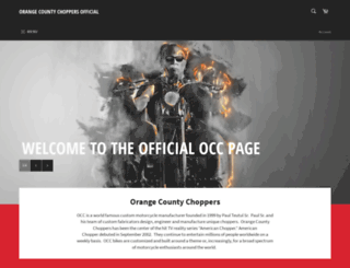 orangecountychoppers.com screenshot