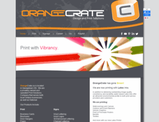 orangecrate.ca screenshot