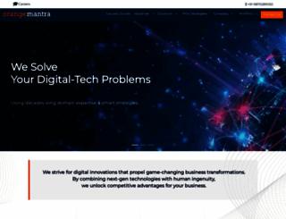 orangemantra.com screenshot
