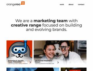 orangeroc.com screenshot