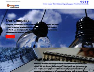 orangesofttech.com screenshot