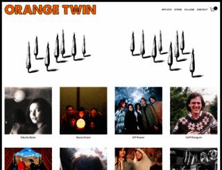 orangetwin.com screenshot