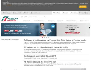 orario.trenitalia.com screenshot
